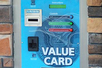 Pre-Paid Car Wash Card