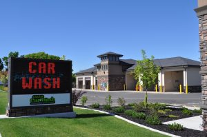 Cache Car Wash, Logan Utah